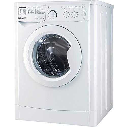 Indesit EWE 81283 W IT N Frontlader-Waschmaschine, 8 kg, 1200 U/min.