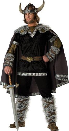Incharacter - CS99607/L - Costume vicking qualité supérieure taille l
