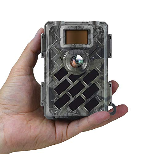 WingHome Trail Camera 630M, 16MP 1080P Game Camera with...