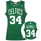 Mitchell & Ness NBA Paul Pierce Boston Celtics 2007-08 Hardwood Classics Swingman, color verde
