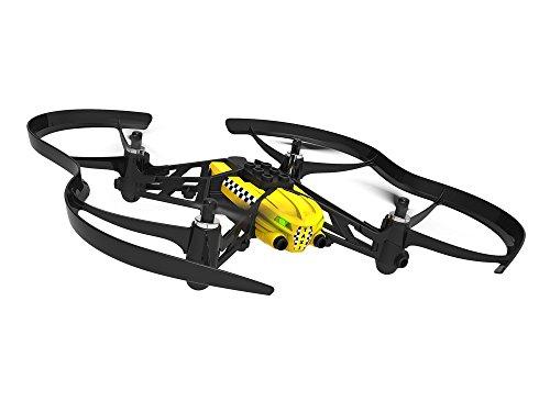 Parrot Airborne Cargo Travis dron con cámara Negro, Amarillo 480 x 640 Pixeles - Drones con cámara (480 x 640 Pixeles, 20 m, Negro, Amarillo)