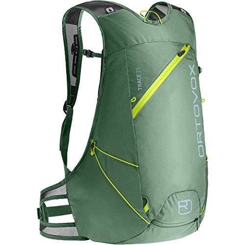 ORTOVOX Trace 25 Backpack, Unisex Adult, Green ISAR, 25 liters