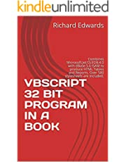 VBSCRIPT 32 BIT PROGRAM IN A BOOK: Combines Microsoft.Jet.OLEDB.4.0 with dBase 5.0 ISAM to produce HTML Tables and Reports. Over 580 stylesheets are included.