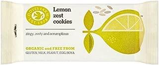 Doves Farm Gluten Free Lemon Zest Cookies - 150g