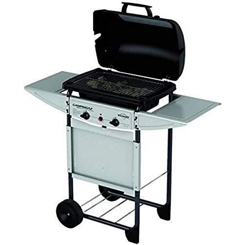 barbecue gas richiudibile Piushopping Barbecue a Gas con Pietra Lavica