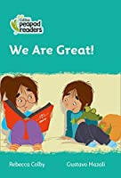 Level 3 – We Are Great! (Collins Peapod Readers)