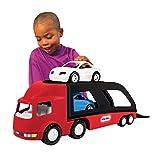 little tikes- Large Car Carrier (4 PK), Multicolore, 484964