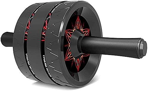 Dispositif d entraînement musculaire abdominal pour usage domestique, pour les débutants à pratiquer des muscles abdominaux, abdomen, abdomen, rouleau, rouleau, poulie, roue musculaire abdominale roul