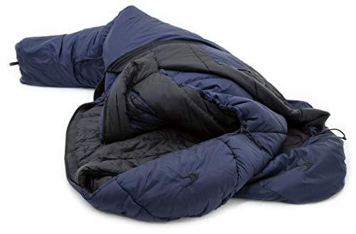 Carinthia TSS Schlafsack M navyblue-Black Ausführung Right Zipper 2021 Quechua Schlafsack