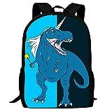 School Backpacks Monoclonius Unisex Children Shoulder Bags