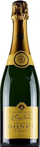 Philippe Gonet Champagne Roy Soleil Blanc de Blancs Grand Cru