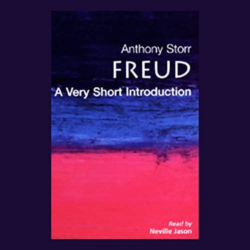 Freud audiobook cover art