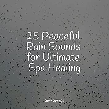 25 Peaceful Rain Sounds for Ultimate Spa Healing