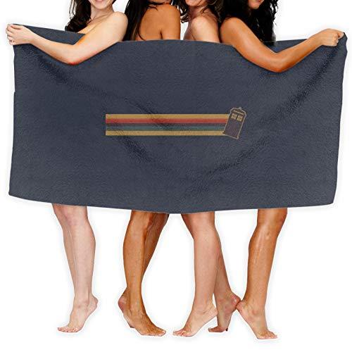 Doctor Who (13) Toalla de baño de secado rápido