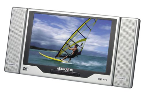 Review Of Audiovox D1020 10-Inch Portable DVD Player