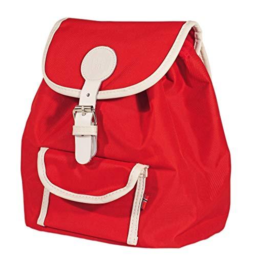 Blafre 2313 Rucksack für Kinder (3-5 Jahre) rot - die perfekte Größe für die Aufbewahrung einer Lunchbox, einer Wasserflasche und ein paar anderen wichtigen Utensilien