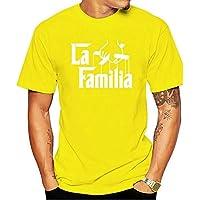 Mens 2021 Casual t-shirt La Familia Puppet Size up to 5XL