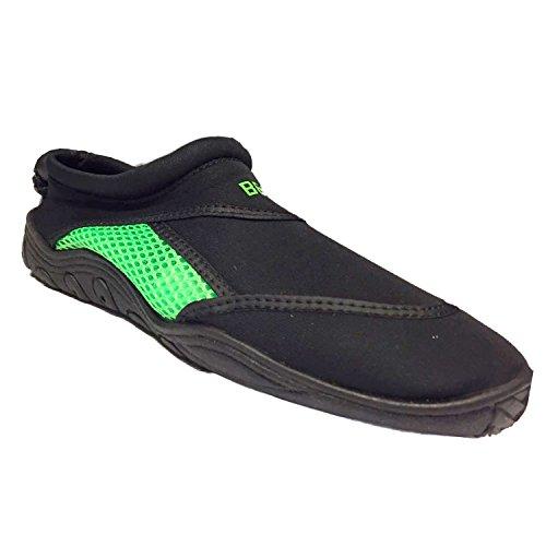 Beco Surf und Badeschuhe Schuhe, grün/Schwarz, 40