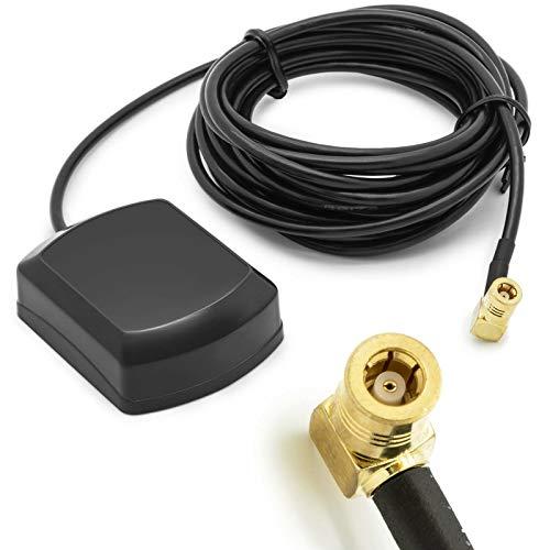 Câble d'antenne GPS SMB - 3 m - Adaptateur radio - Pour voiture