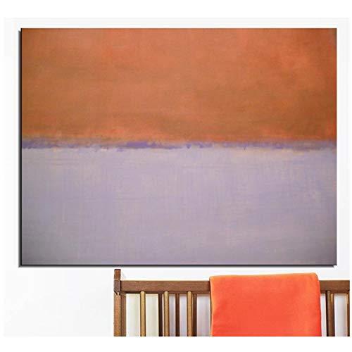 Stilleven Klassiek Handgeschilderd Schilderij op Canvas Oningelijst Canvas Action Vierkant Landschapsdraad -60x120cm Geen Frame