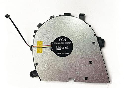 Reemplazo para ventilador de refrigeración de CPU de la serie LENOVO YOGA C740-14 C740-14IML DFS2001054A0T