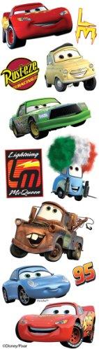 Disney/Pixar Cars Slims Dimensional Stickers
