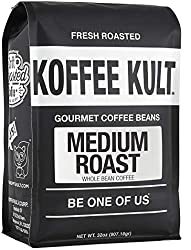 best coffee, medium roast coffee, koffee kult