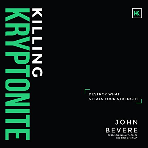 Killing Kryptonite cover art