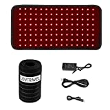 2020 New 25W 660nm LED Red Light and 850nm Near Infrared Light Therapy Devices Large Pads Wearable Wrap for Pain