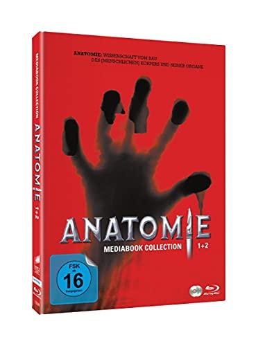 Produktbild von Anatomie 1 & 2 - Mediabook [Blu-ray]