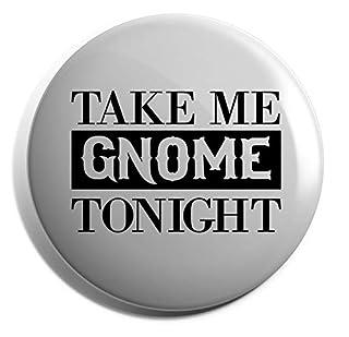 Hippowarehouse Take Gnome Tonight Badge