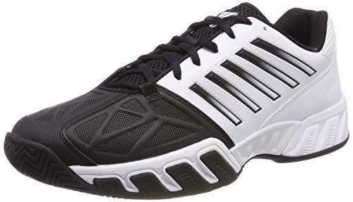 Dunlop Herren Bigshot Light 3 Sneaker, Weiß (Weiß/Schwarz m), 45 EU