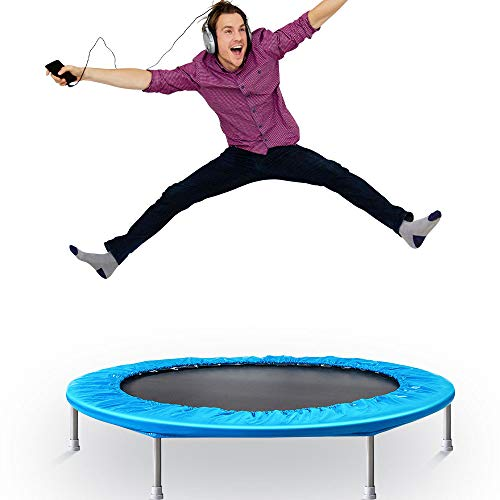 Merax 38' 45' Mini Exercise Trampoline for Adult and Kids, Portable...