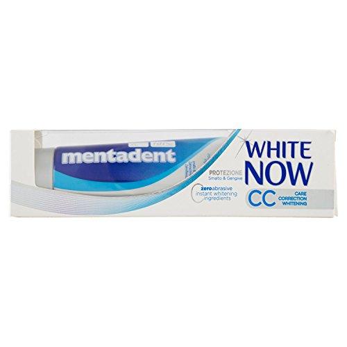 Mentadent White Now Cc - 75 ml