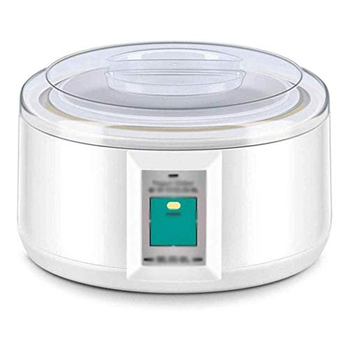 SCJ Vollautomatische Joghurtmaschine, wiederverwendbares Glas mit 7 Glas- und 1 Edelstahlbehälter