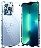 Ringke Fusion Compatibile con Cover iPhone 13 Pro Max, Custodia Trasparente Retro Rigido con...