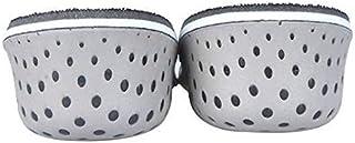 2.3cm Men Increase Height High Half Insoles Memory Foam Shoe Inserts Cushion Pads