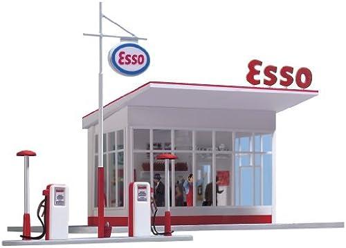 Busch 1005 Esso Petrol Station by Busch