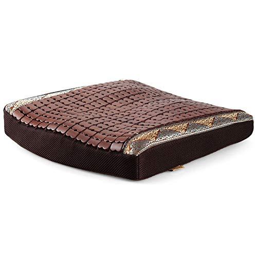 NACHEN Fundas para Sillas De Comedor Oficina Mahjong Granule Seat Pad, Memory Cotton Seat Pad, Fresc
