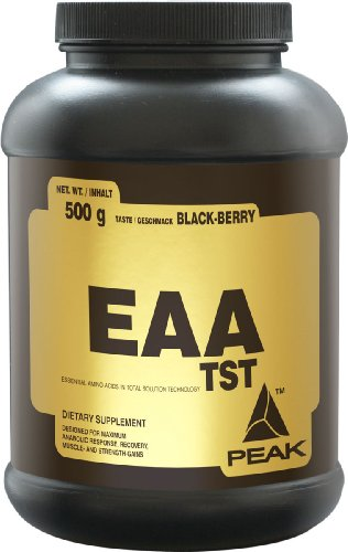 Peak EAA TST - Aminosäuren Pulver - 500 gr - Mango Melone