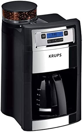 KRUPS Grind and Brew Auto-Start Maker wi