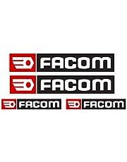 Naklejka kompatybilna z Facom Print Digital 4 jednostki