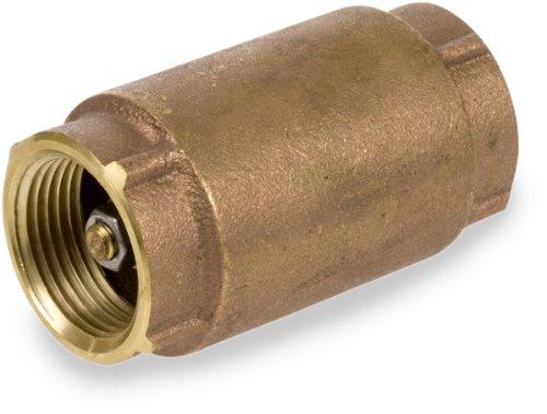 Smith-Cooper International CV30L Series Brass Check Valve