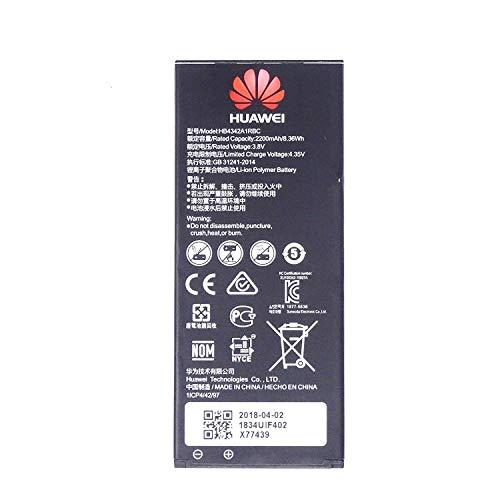 Batería original HB4342A1RBC para Huawei Honor 4A Y5 II Y6 Y6 II, compacta, 2200 mAh