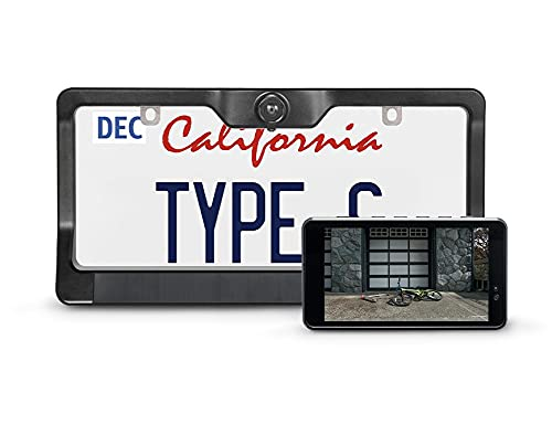 Type S Wireless & Solar Powered HD Backup Camera with 5