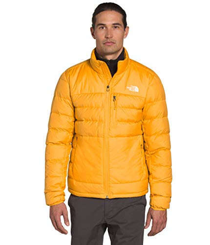 The North Face Men's Aconcagua 2 Jacket, Summit Gold, XL
