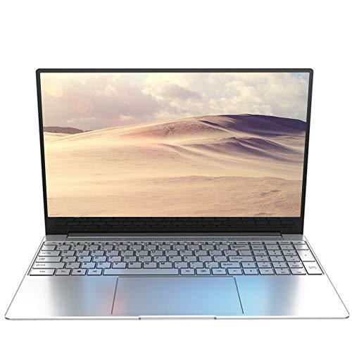 15.6 Zoll Laptop Notebook Computer PC,8 GB RAM + 128 GB ROM, Windows 10 Pro, Quad-Core-CPU J4115, WiFi, IPS-Display, ultra-lange Lebensdauer, kann kontinuierlich für 8 Stunden arbeiten, Y5