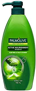 Palmolive Naturals Active Nourishment Normal Hair Shampoo Aloe Vera & Fruit Vitamins 700mL