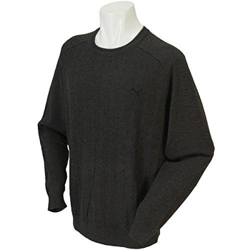 Puma Golf Sport Lux Crew Neck Sweater Pullunder Pullover Thermo Cool, Bekleidungsgröße:M