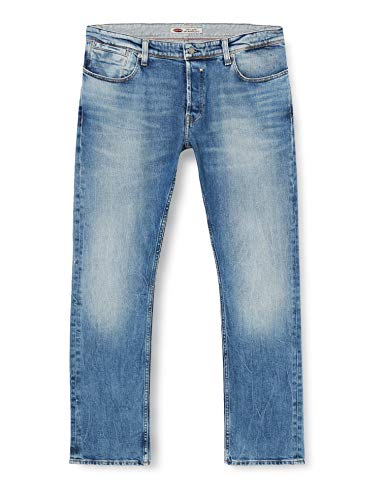 Teddy Smith 10114799DL32 Jeans, Vintage/Indigo, 34 Homme